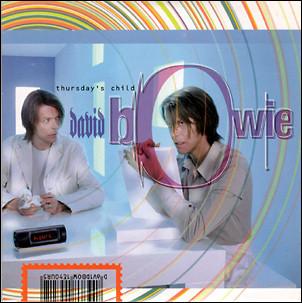 DAVID BOWIE - Thursday`s Child - CD single