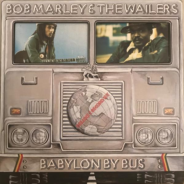BOB MARLEY &, THE WAILERS - Babylon By Bus - LP