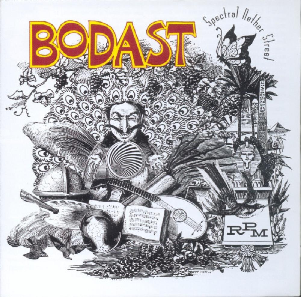 BODAST - Spectral Nether Street - CD