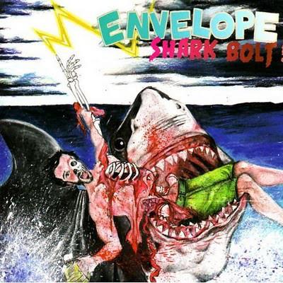 ENVELOPE - Shark Bolt - CD