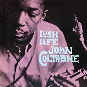 JOHN COLTRANE - Lush Life Canvas (40x40cm) - Autres