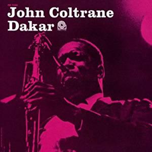 JOHN COLTRANE - Dakar Canvas (40x40cm) - Autres