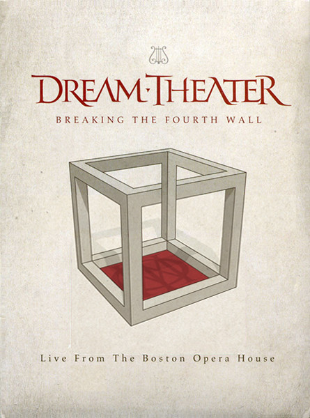 DREAM THEATER - Breaking The Fourth Wall - DVD