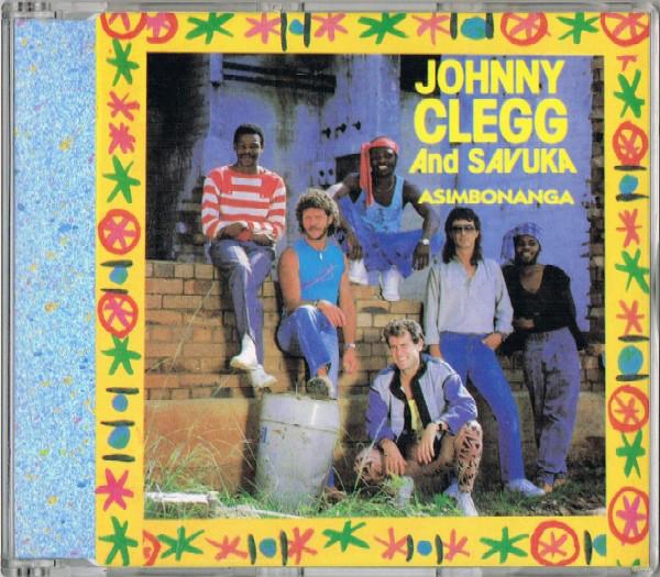 JOHNNY CLEGG &, SAVUKA - Asimbonanga - CD single