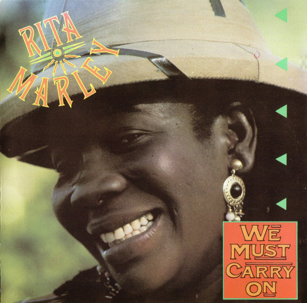 RITA MARLEY - We Must Carry On - CD