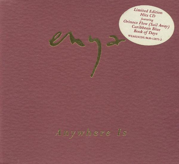 ENYA - Anywhere Is - CD