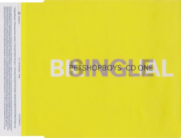 PET SHOP BOYS - Single-Bilingual - CD single