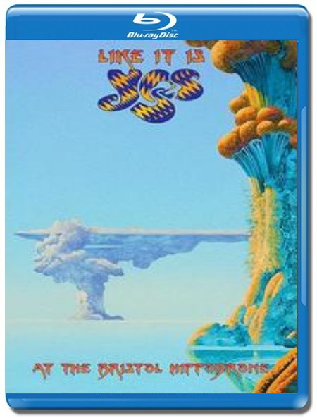 YES - Like It Is: Yes At The Bristol Hippodrome - Blu-ray Disc