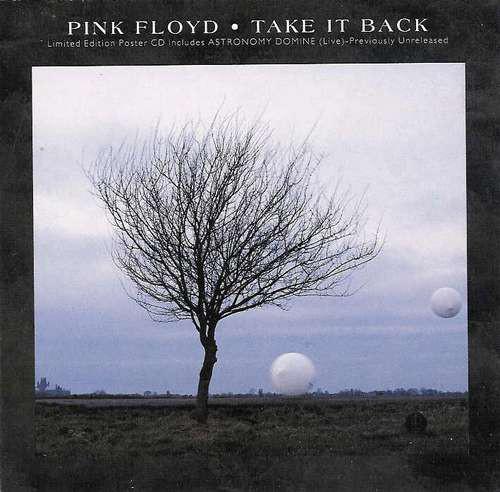 PINK FLOYD - Take It Back - CD single