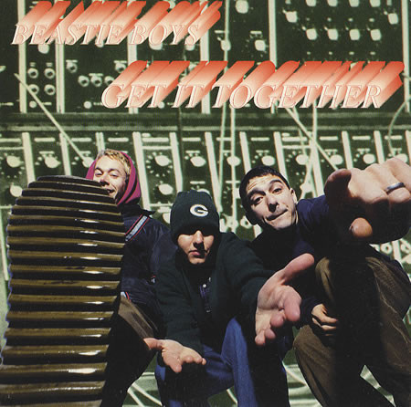 BEASTIE BOYS - Get It Together - CD