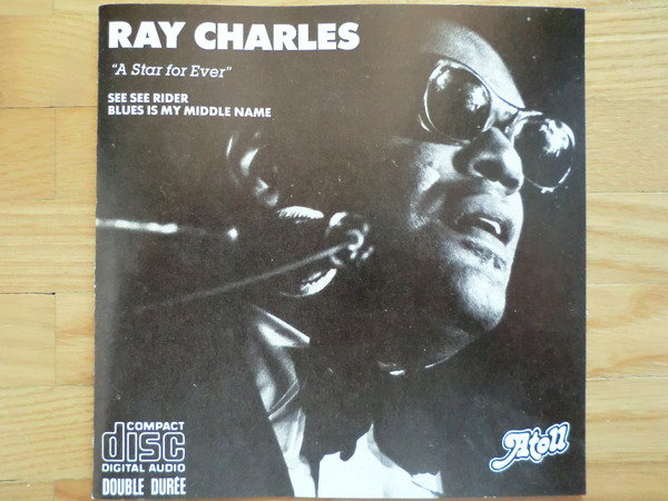 RAY CHARLES - A Star For Ever - CD