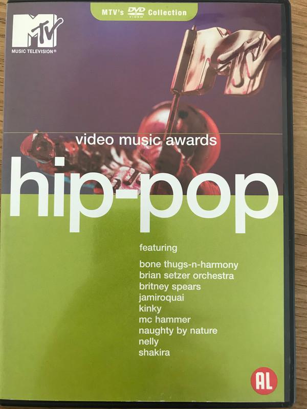 VARIOUS - MTV Video Music Awards: Hip-Pop - DVD