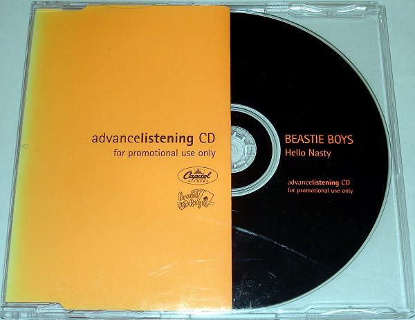 BEASTIE BOYS - Hello Nasty - CD