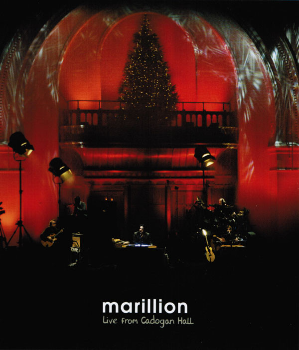 MARILLION - Live From Cadogan Hall - Blu-ray Disc