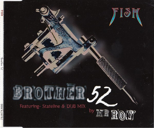FISH - Brother 52 - CD single