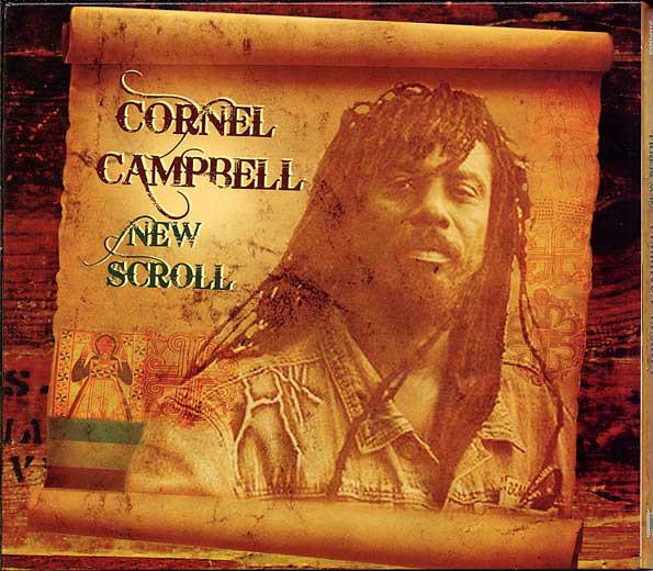 CORNEL CAMPBELL - New Scroll - CD