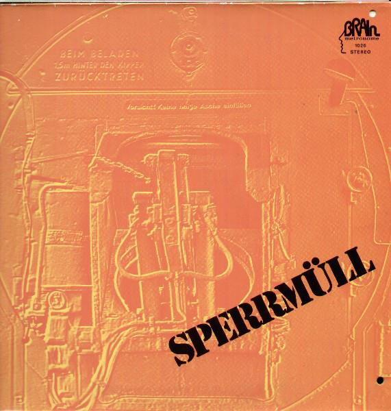 SPERRMüLL - Sperrmüll - LP