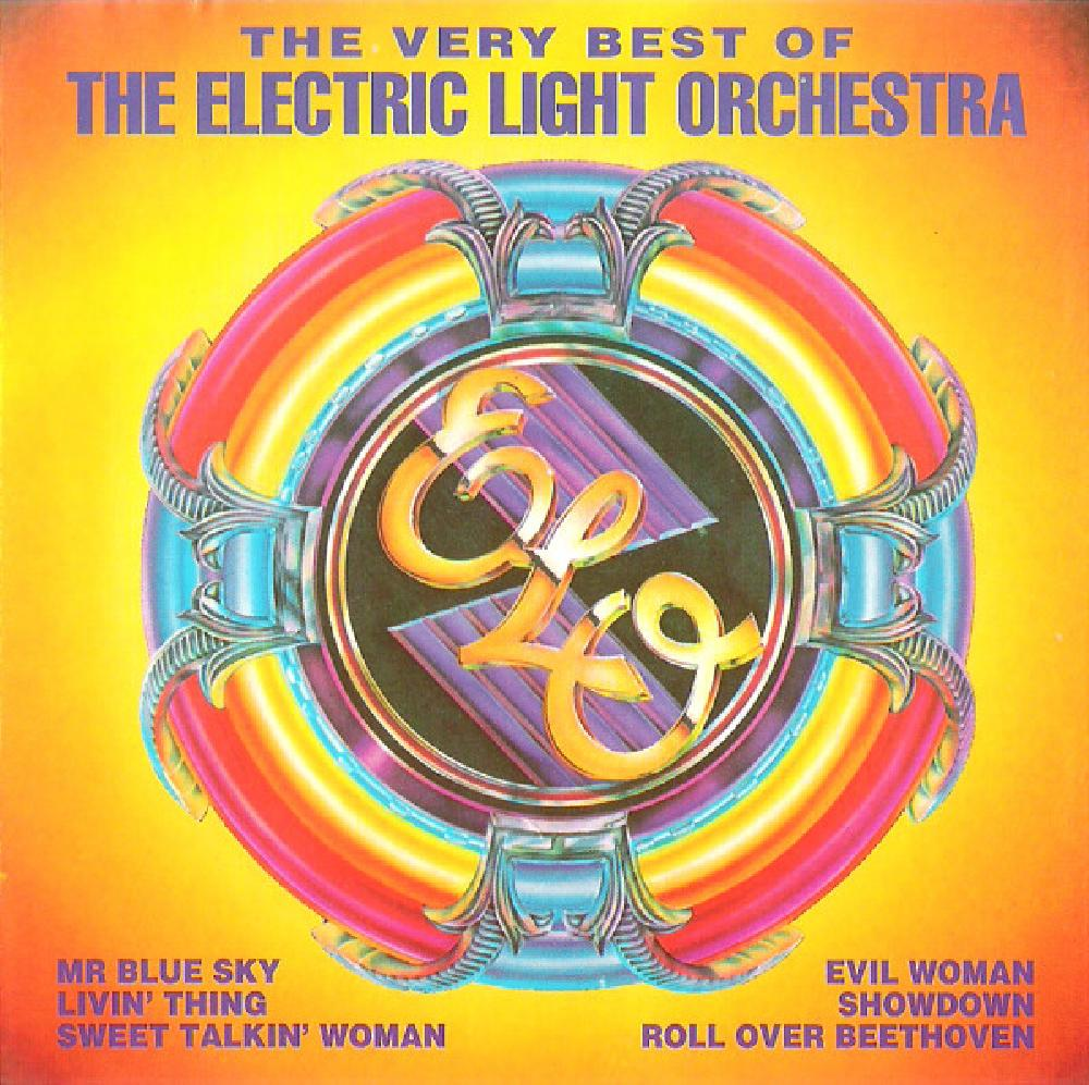 ELECTRIC LIGHT ORCHESTRA - The Very Best Of The Electric Light Orchestra - CD