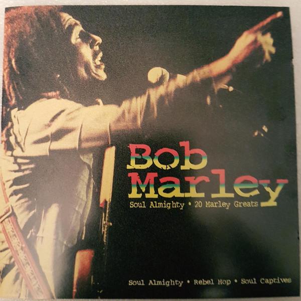 BOB MARLEY - Soul Almighty - 20 Marley Greats - CD
