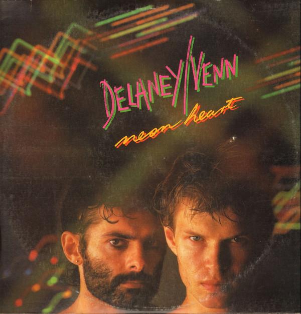 DELANEY/VENN - Neon Heart - LP