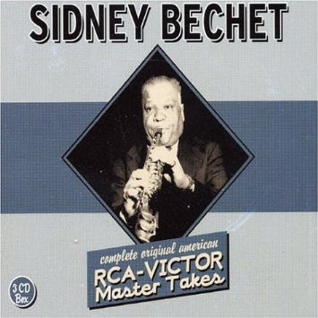 SIDNEY BECHET - Complete Original American RCA-Victor Master Takes - CD