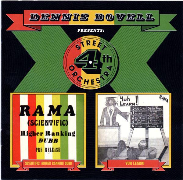 DENNIS BOVELL - Scientific, Higher Ranking Dubb / Yuh Learn! - CD