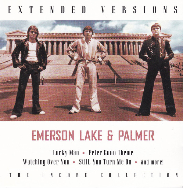 EMERSON, LAKE &, PALMER - Extended Versions (The Encore Collection) - CD