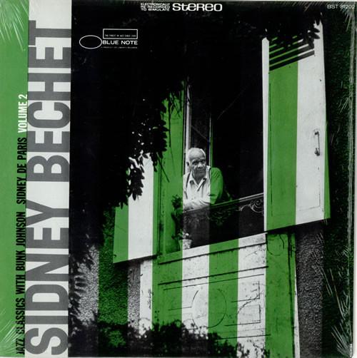 SIDNEY BECHET - Jazz Classics Volume 2 - 33T
