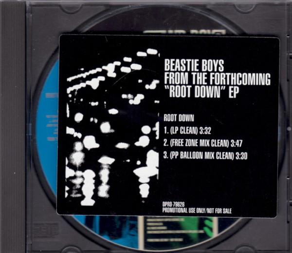 BEASTIE BOYS - Root Down - CD