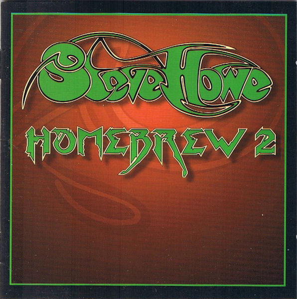 STEVE HOWE - Homebrew 2 - CD