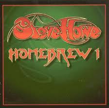 STEVE HOWE - Homebrew - CD