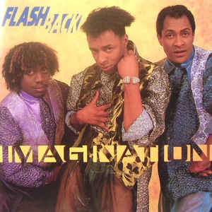 IMAGINATION - Flashback - CD