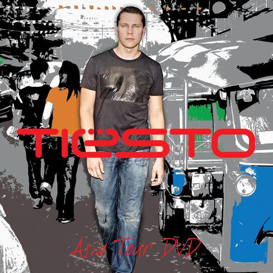 TIESTO - Asia Tour DVD - DVD