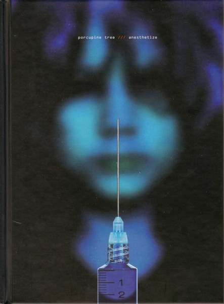 PORCUPINE TREE - Anesthetize (Live In Tilburg - Oct 2008) - DVD