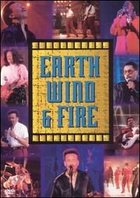 EARTH, WIND &AMP,  FIRE - Live - DVD