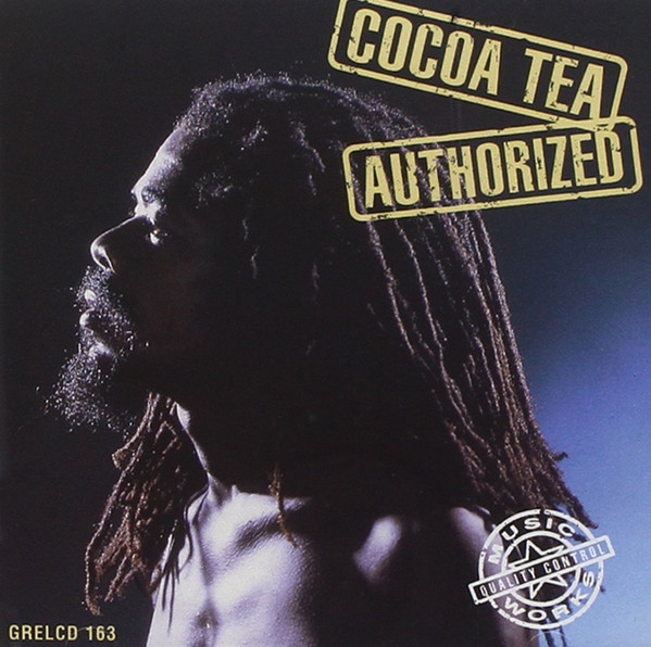 COCOA TEA - Authorized - CD