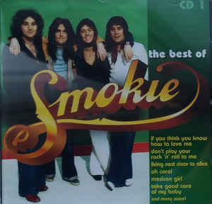 SMOKIE - The Best Of Smokie - CD Box Set