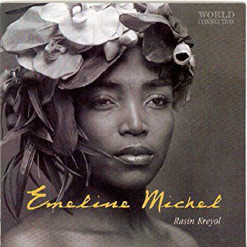 EMELINE MICHEL - Rasin Kreyol - CD