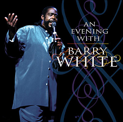 BARRY WHITE - An Evening With Barry White - CD