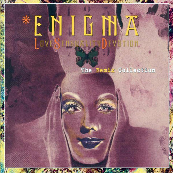 ENIGMA - Love Sensuality Devotion (The Remix Collection) - CD