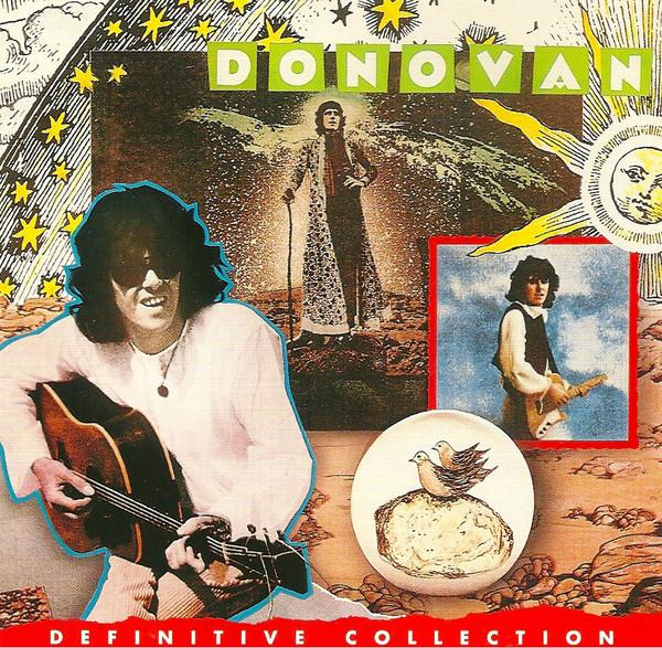 DONOVAN - Definitive Collection - CD