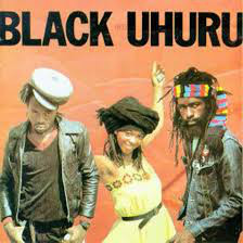 BLACK UHURU - Red - CD