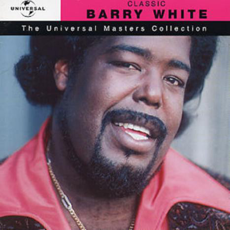 BARRY WHITE - Classic - CD