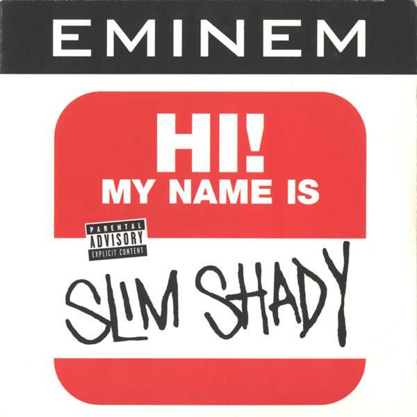 EMINEM - My Name Is - CD