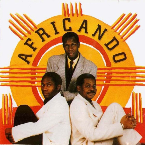 AFRICANDO - Vol. 1 - Trovador - CD