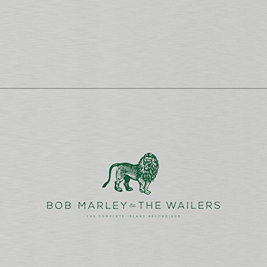 BOB MARLEY &, THE WAILERS - The Complete Island Recordings - LP Box Set