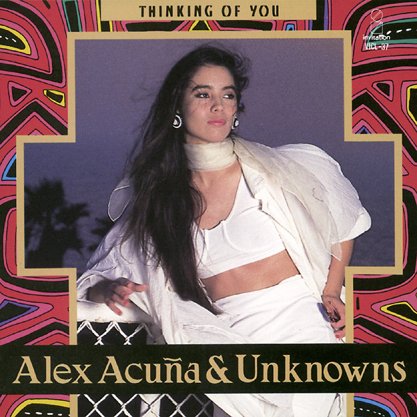 ALEX ACUNA - Thinking Of You / ??????????? - CD
