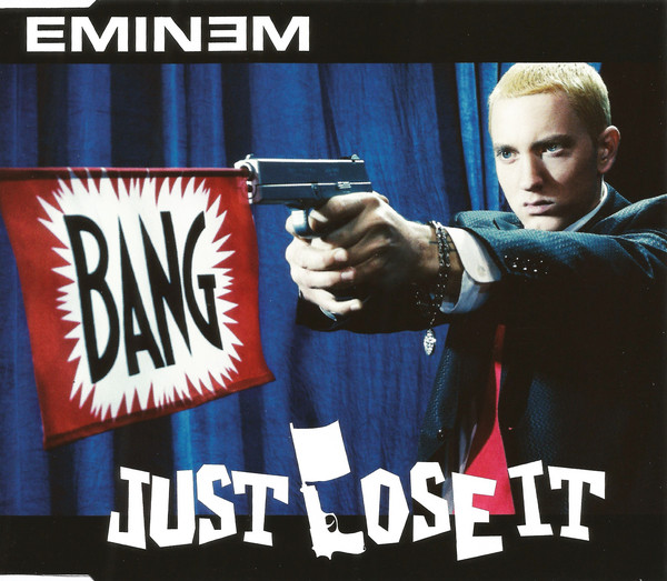 EMINEM - Just Lose It - CD single