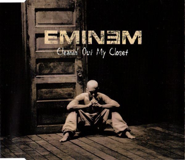 EMINEM - Cleanin` Out My Closet - CD single