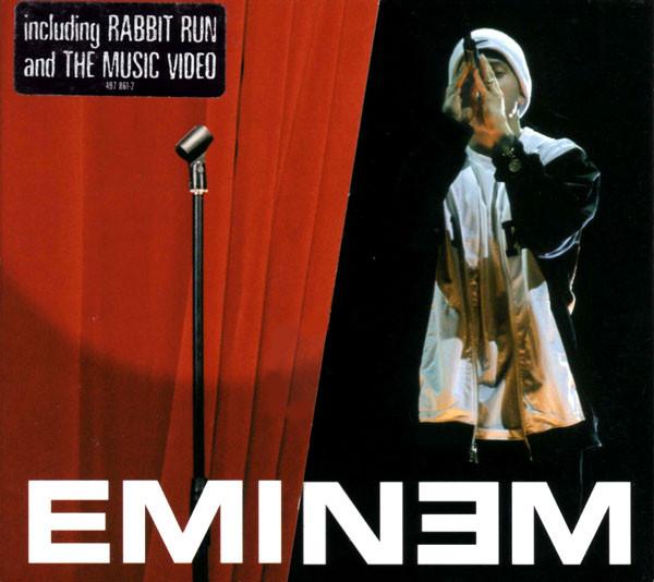 EMINEM - Sing For The Moment - CD